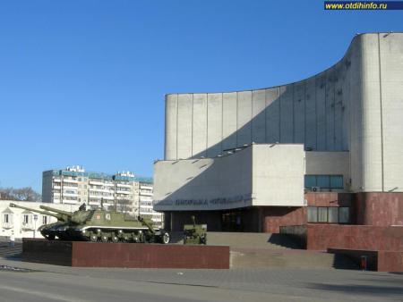 Фото: Диорама «Огненная дуга», Музей-диорама «Курская битва. Белгородское направление»