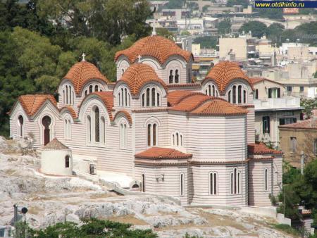 Фото: Церковь Святой Марины