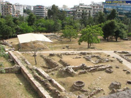 Фото: Храм Аполлона Дельфийского