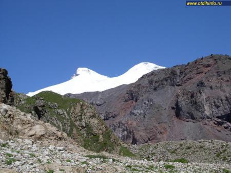 Фото: Гора Эльбрус