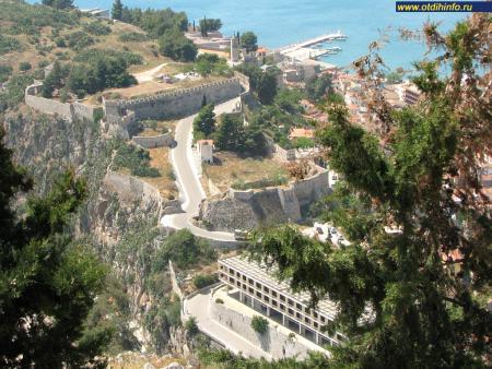 Фото: Крепость Акронафплио