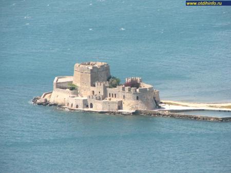 Фото: Крепость Бурджи, крепость Борджи, крепость Бурци