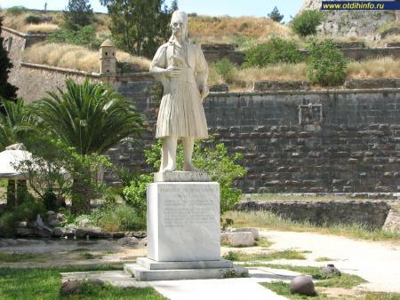 Фото: Памятник Стaикосу Стаикопулосу