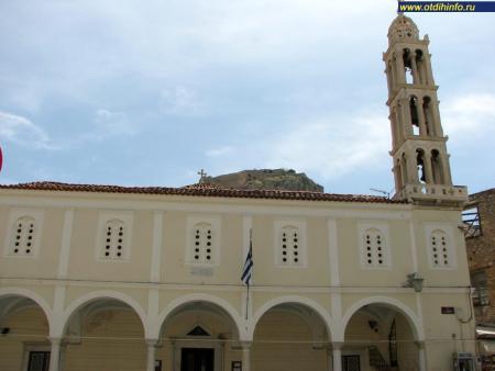 Фото: Церковь Введения во храм Пресвятой Богородицы, церковь Панагиа