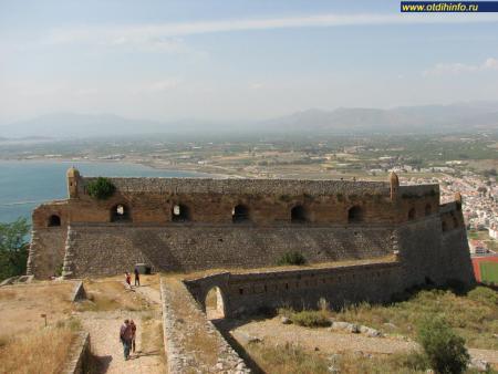 Фото: Крепость Паламиди