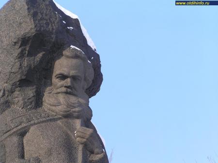 Фото: Памятник Карлу Марксу