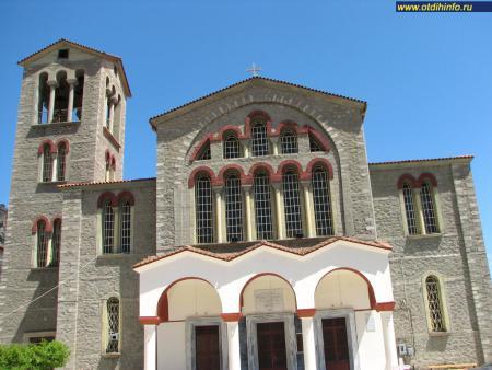 Фото: Каламбакский кафедральный собор