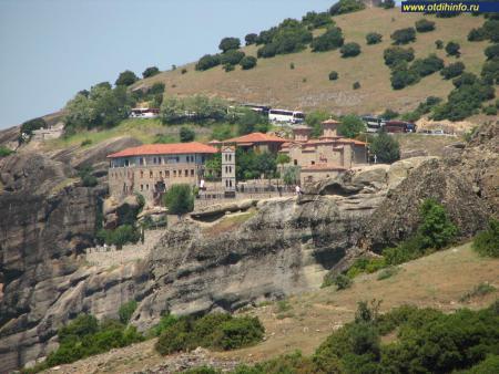 Фото: Монастырь Варлаама, монастырь Всех Святых