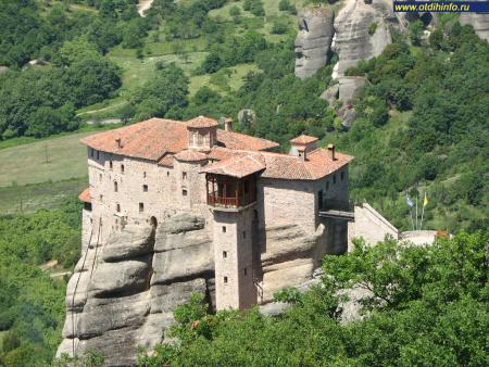 Фото: Монастырь Русану, монастырь Святой Варвары