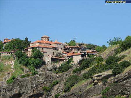 Фото: Преображенский монастырь, Великий Метеор