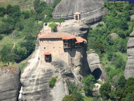 Фото: Монастырь Святого Николая Анапавсаса