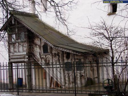 Фото: Церковь Николая Чудотворца и апостола Филиппа