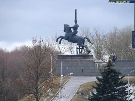 Фото: Монумент Победы