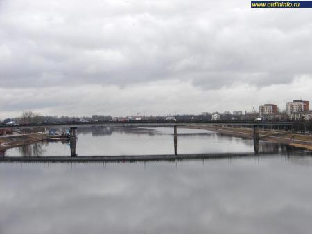 Фото: Мост Александра Невского