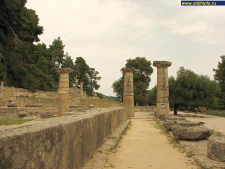 Фото: Храм Геры