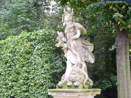 Фото: Барочный сад Гроссзедлиц