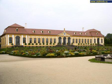 Фото: Дворец Фридриха, замок Фридриха