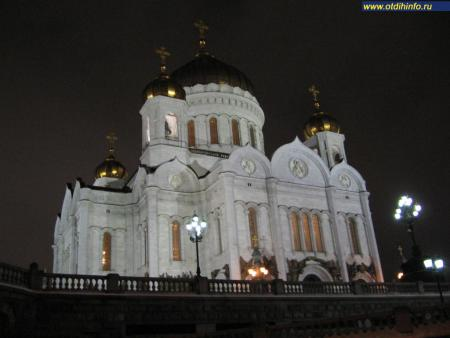 Фото: Храм Христа Спасителя