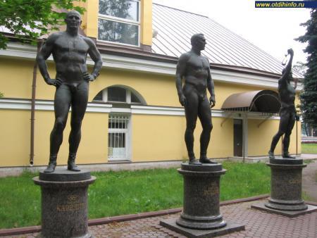 Фото: Памятник Н. Н. Соловьеву