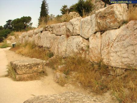 Фото: Афинский акрополь, Святилище Асклепия