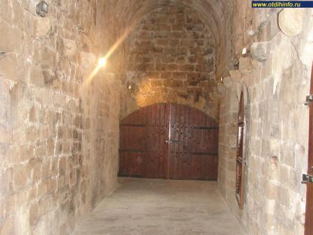 Фото: Крепость Кулес, крепость Кастро