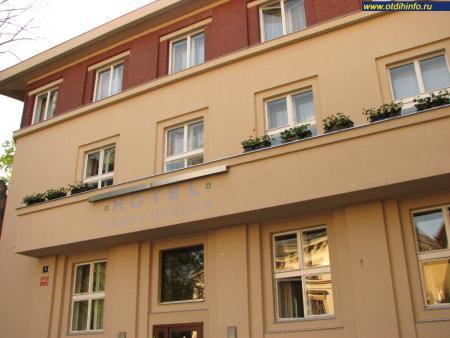 Фото: Hotel Kampa Garden, отель Кампа Гарден