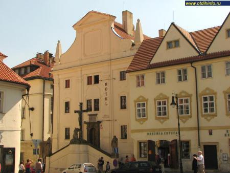 Фото: Hotel Questenberk, отель Квестенберк