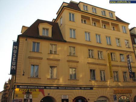 Фото: Hotel Melantrich, отель Мелантрих