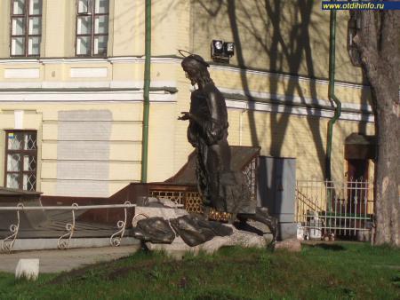 Фото: Михайловский Златоверхий монастырь, собор Архангела Михаила