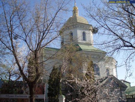 Фото: Ильинская церковь, церковь Ильи Пророка