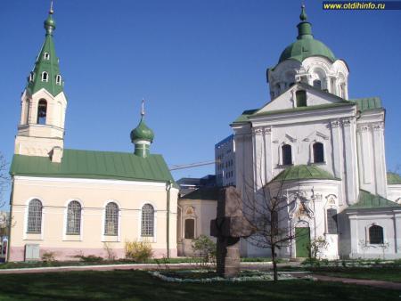 Фото: Церковь Николая Набережного, Набережно-Никольская церковь