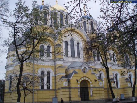 Фото: Владимирский собор