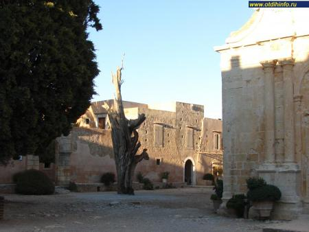 Фото: Монастырь Аркади