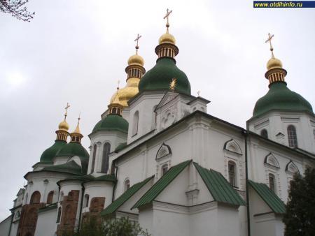 Фото: Софийский собор, собор Софии Премудрости Божией