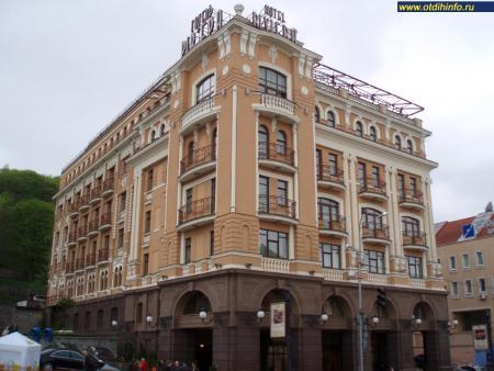 Фото: Ривьера на Подоле, отель