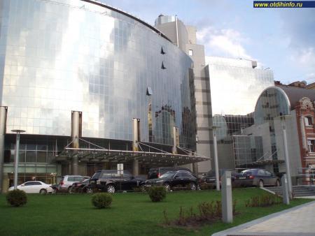 Фото: Hotel Hyatt Regency Kiev, Хаятт Ридженси Киев, отель