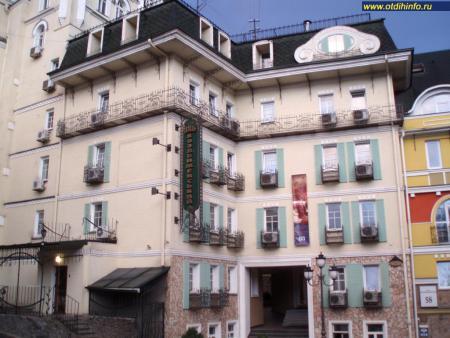 Фото: Воздвиженский, отель