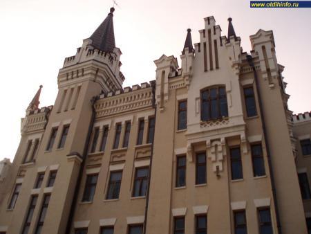 Фото: Замок Ричарда Львиное сердце