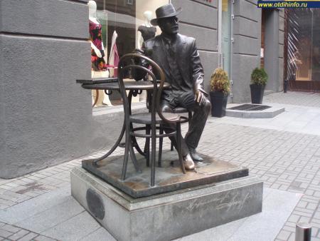 Фото: Памятник В. В. Городецкому