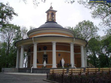 Фото: Церковь Николая Чудотворца на Аскольдовой могиле