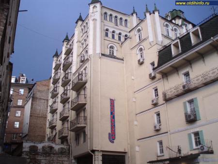 Фото: Андреевский, отель