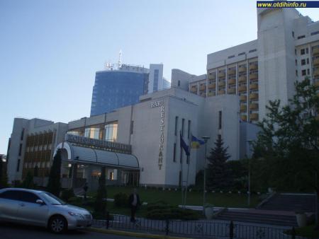 Фото: Президент Отель, гостиница