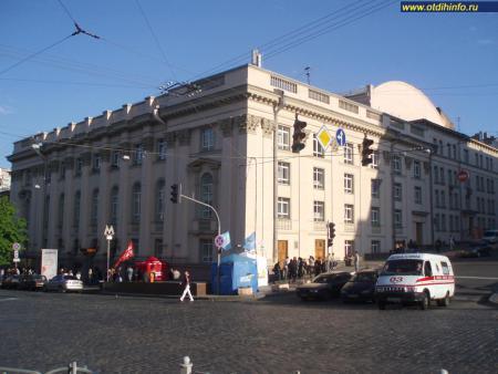 Фото: Национальный академический театр русской драмы им. Леси Украинки