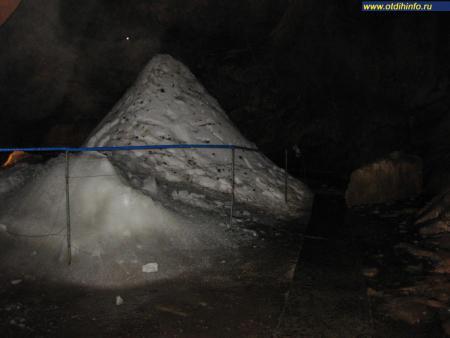 Фото: Пещера Эмине-Баир-Коба, пещера Трёхглазка