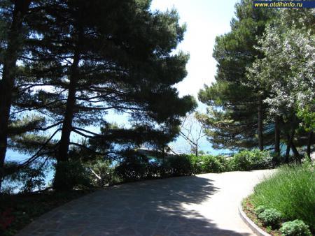 Фото: Парк Айвазовское, парк Парадиз