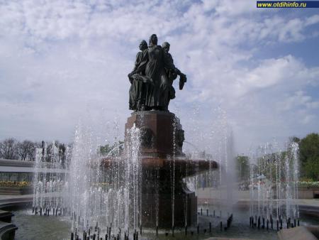 Фото: Мамаев курган (Волгоград)