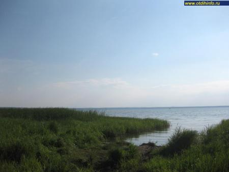 Фото: Плещеево озеро