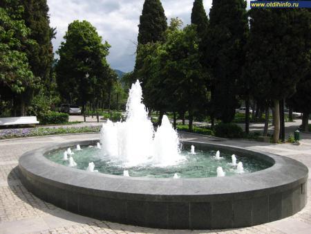 Фото: Приморский парк