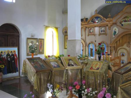 Фото: Церковь Сергия Радонежского