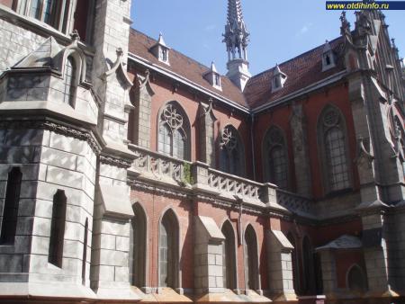 Фото: Костел Святого Николая, Национальный дом органной и камерной музыки Украины